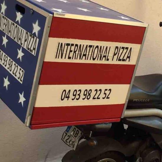 Restaurant : Internationale Pizza  - Les Livraisons sont faites ou vous voulez... Maison, bureaux, plage, parcs et autres.  -