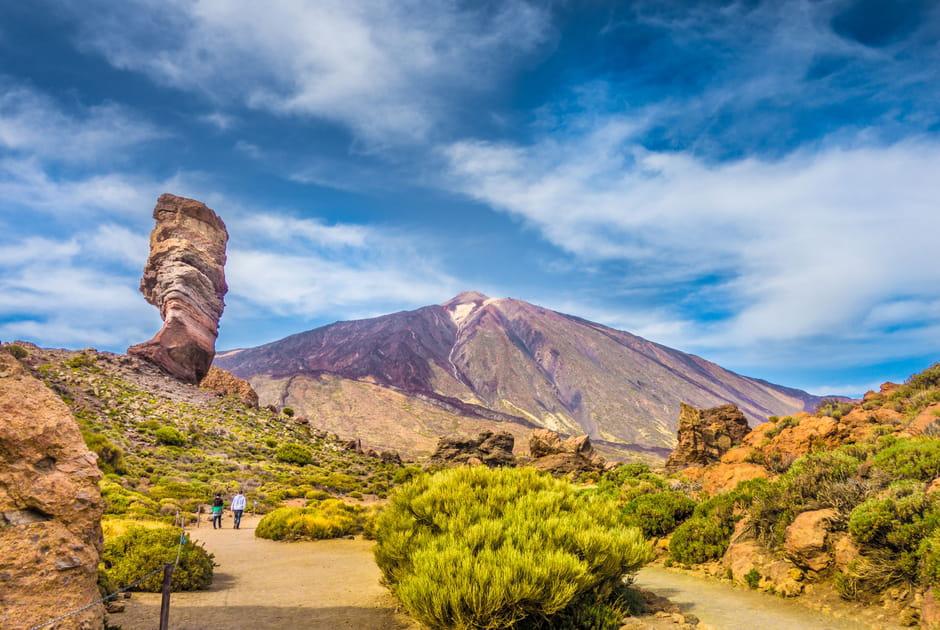 Tenerife, aux îles Canaries