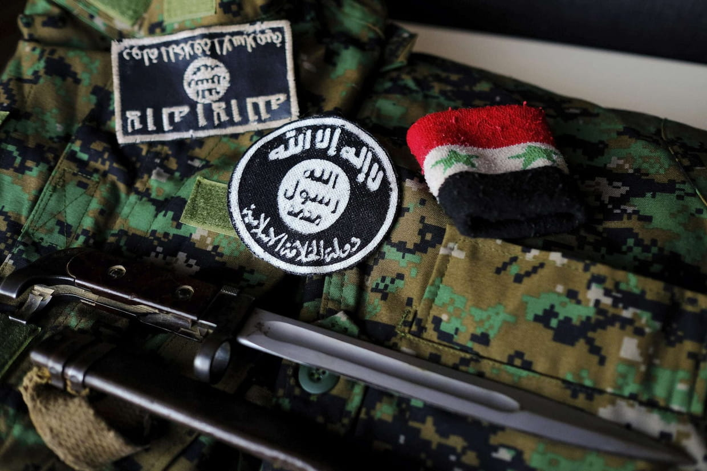 Le djihadiste français Maxime Hauchard,