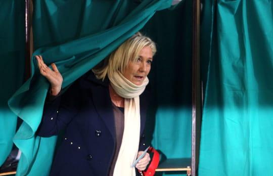 Résultat élection : le Front national premier parti de France, mais...