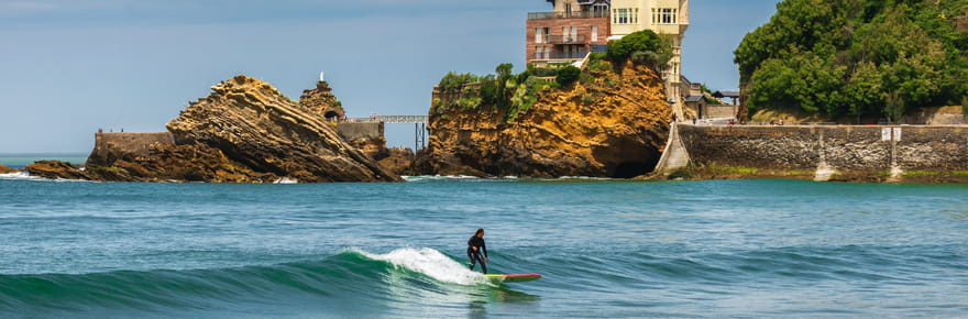 Un grand week-end à Biarritz