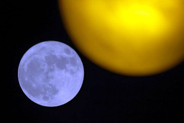 Super Lune : pourquoi la lune du 31 janvier est une lune bleue de sang ? 10425600