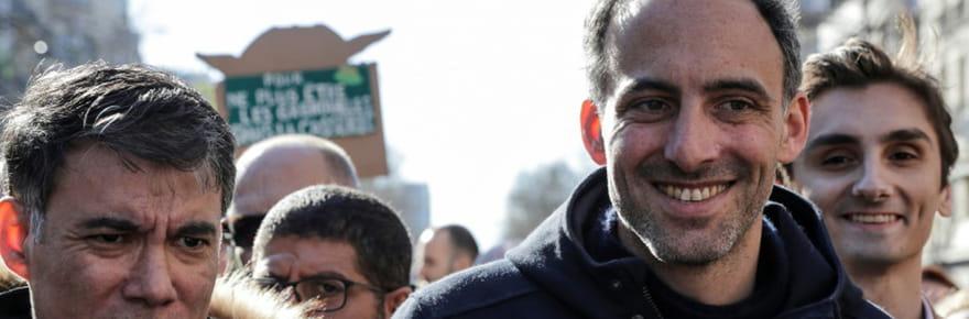 Européennes: le PS désigne Raphaël Glucksmann comme tête de liste