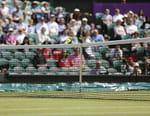 Tennis : Wimbledon - K. Mladenovic / P. Kvitova