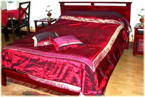 Hostellerie des Voyageurs  - Chambre tout confort -   © Hostellerie des Voyageurs