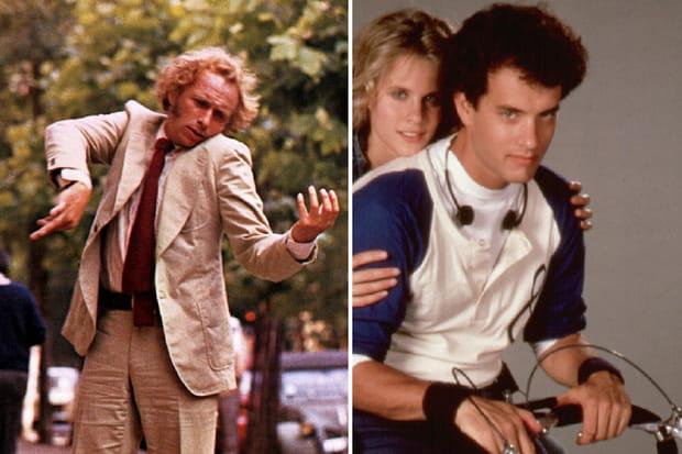 noire le du Blond Tom Hanks Grand dans chaussure remake la à nOX80Pkw