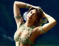 Mata Hari : La sulfureuse