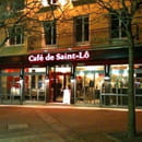 Restaurant : Cafe De Saint Lo