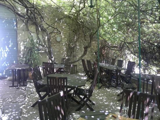 Les Pieds sur Terre  - Agréable terrasse ombragée -