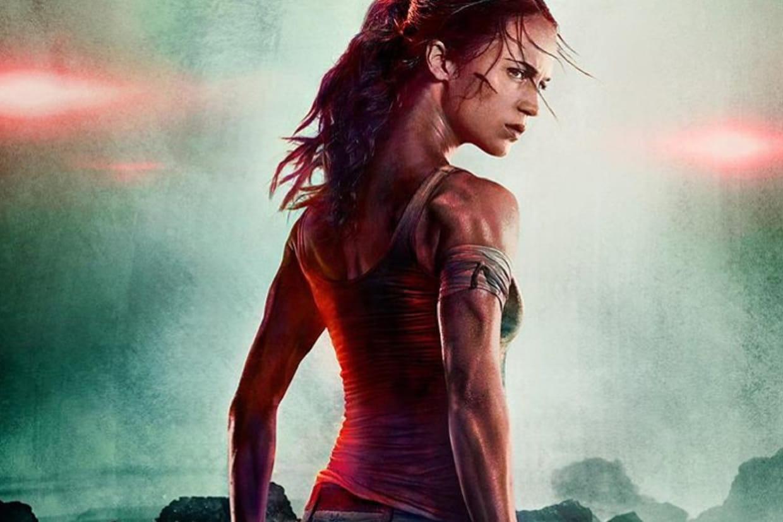 Lara Croft, 20 ans de transformation sur console et grand écran