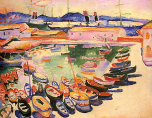 Georges Braque - Port de La Ciotat