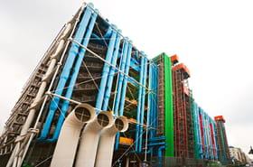 Centre Pompidou: horaires, tarifs, exposition, restaurant et astuces