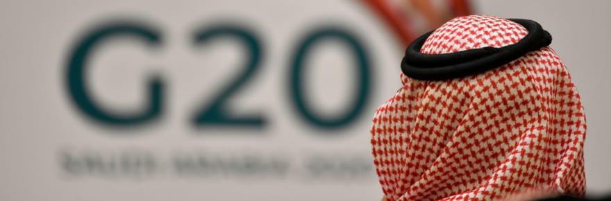"""Le G20en sommet d'urgence sur le coronavirus qui """"menace l'humanité entière"""""""