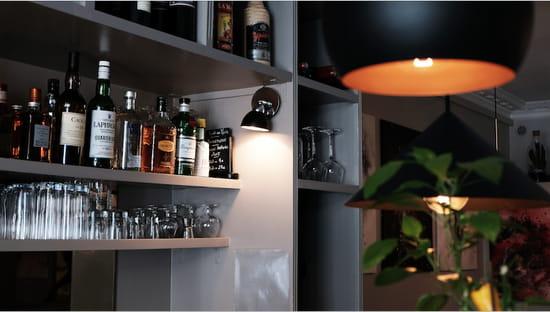 Restaurant : L'Archimède  - Bar -   © www.bigbouffe.com