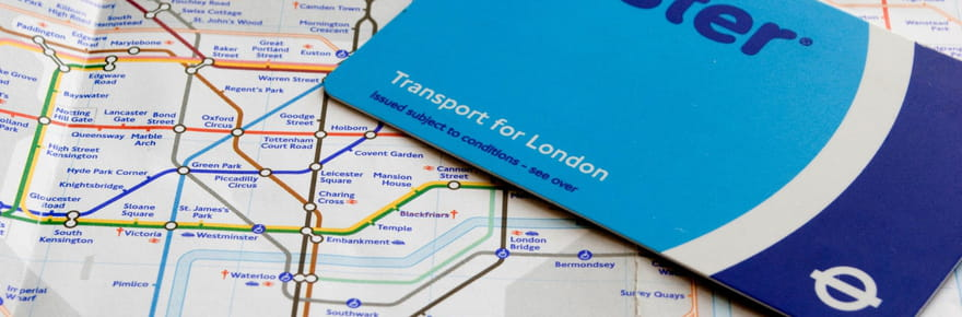 Oyster Card : comment utiliser la carte de transport à Londres ?