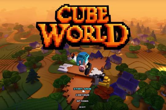Cube World: une bêta fermée aura lieu la semaine prochaine