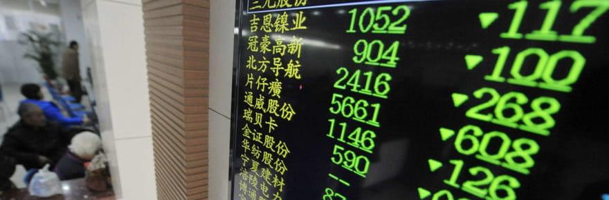 Prochain krach boursier : la crise chinoise va-t-elle créer une crise économique mondiale?