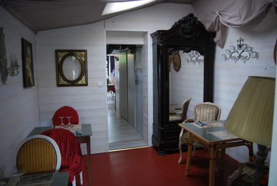 Le Jardin d'Arthus  - le petit salon -
