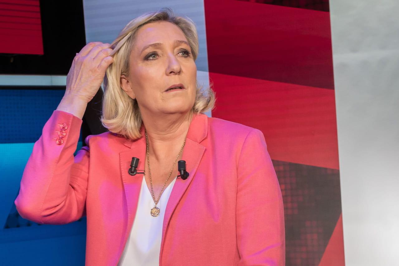 Marine Le Pen: une victoire aux européennes et un discours fondateur?