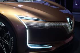 Renault Symbioz: les photos du nouveau concept présenté à Francfort