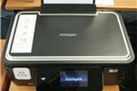 S605 : la multifonctions à écran tactile de Lexmark
