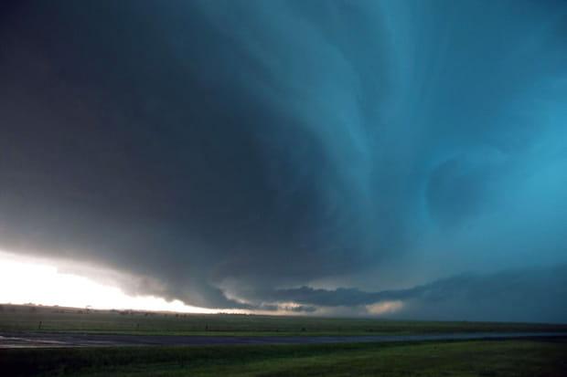 La plus grosse tornade du monde