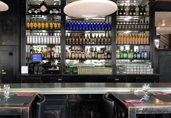 Le Grand Zinc  - le bar -   © x