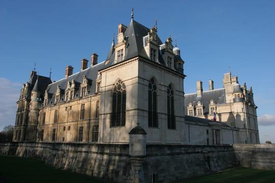 Musée national de la Renaissance - château d'Ecouen: tarif et horaires