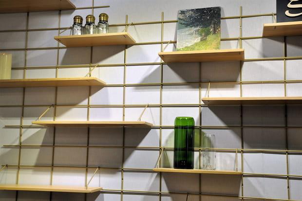 Un concept d'étagères qui s'adapte à vos besoins