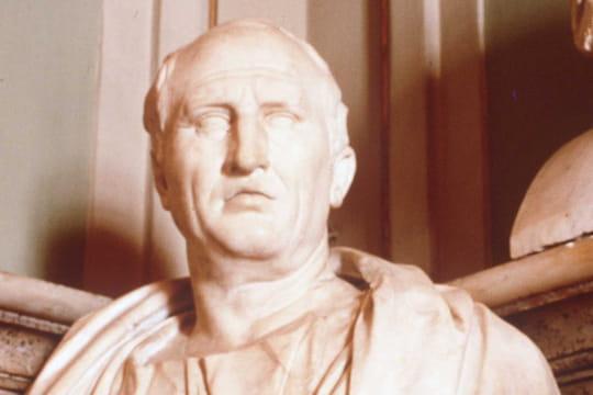 Cicéron: biographie courte d'une figure de la Rome antique