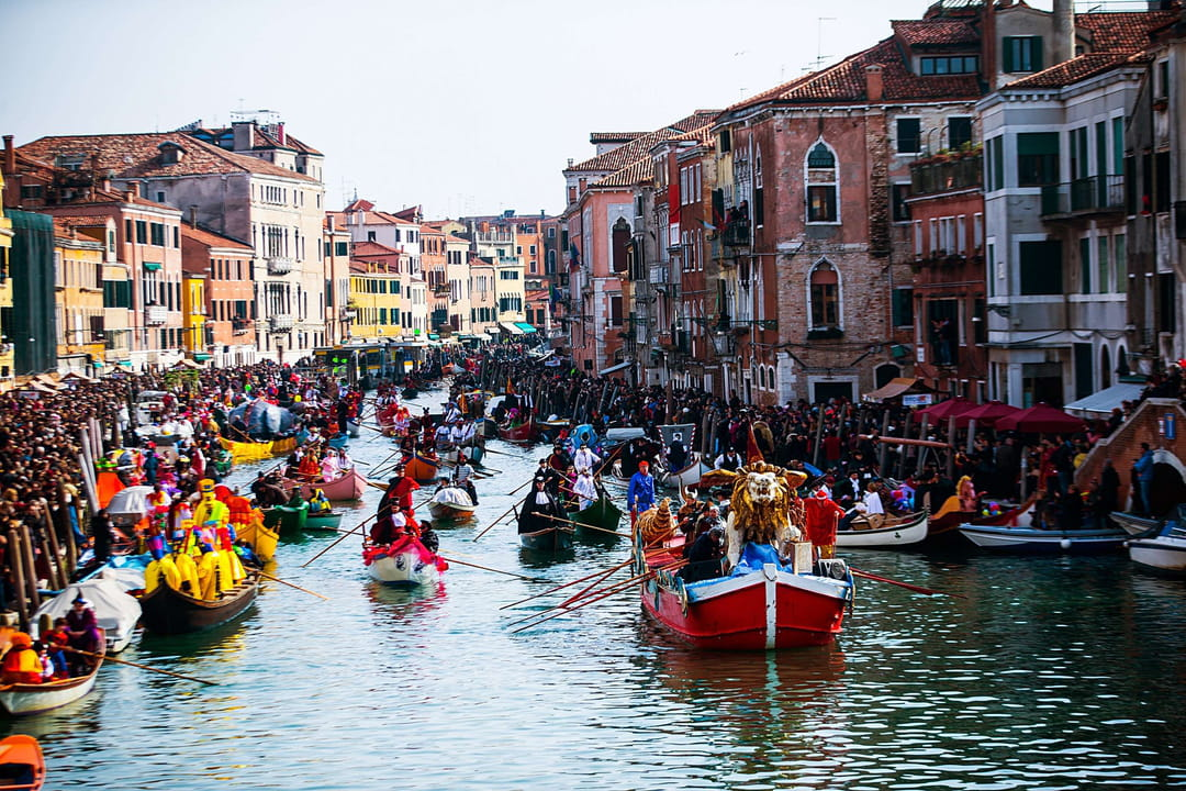 Bien connu Carnaval de Venise : dates 2018, programme… La fête italienne  WZ27