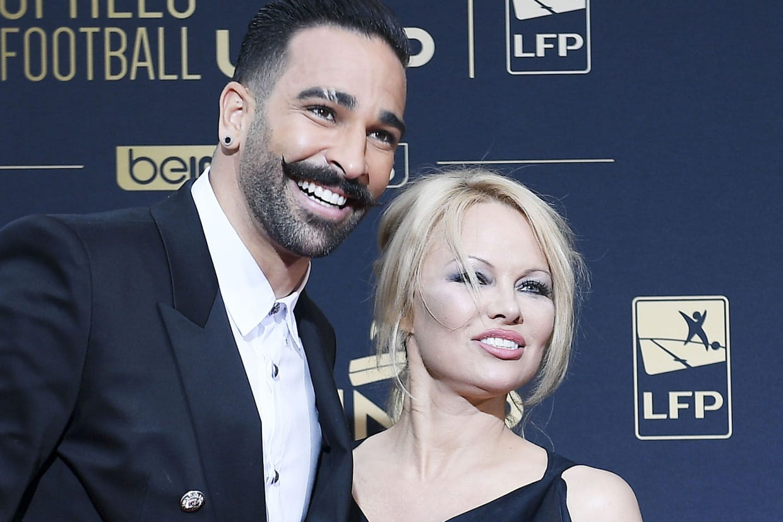Pamela Anderson détruit