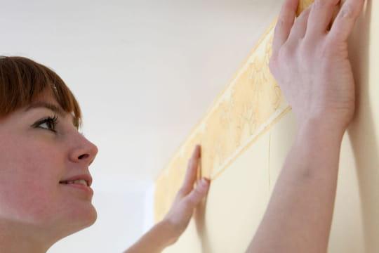 Poser une frise murale en papier peint: les étapes clés