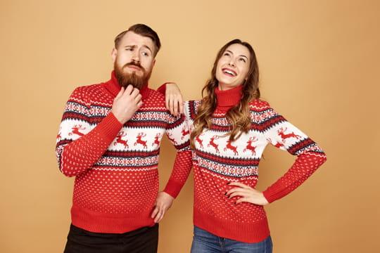 Pull de Noël: choisissez le plus beau des pulls!