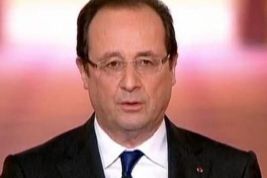 Hollande - Trierweiler: une séparation envisagée, mais encore impossible