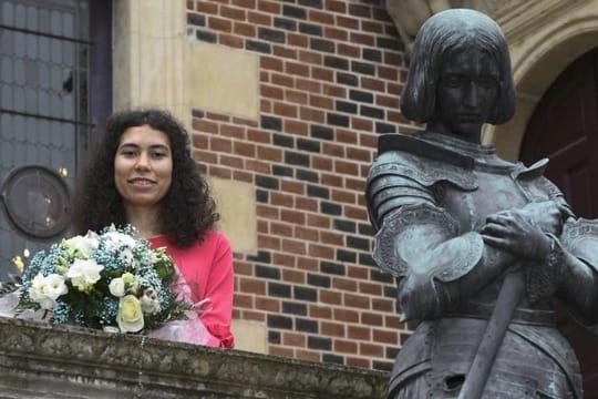 Mathilde Edey Gamassou: la Jeanne d'Arc métisse comparée à un singe