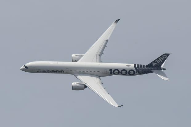 A350-1000: un fuselage tout rond en version XL