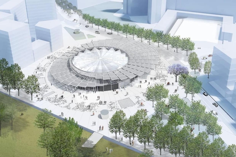 Grand paris ce qu 39 ambitionne la m tropole carte for Projet architecture paris
