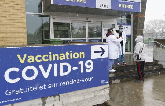 Vaccination Covid en France: quels sont les derniers chiffres par tranche d'âge?