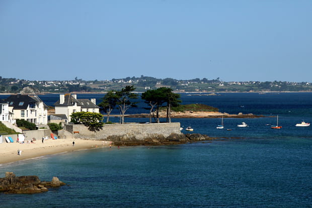Carantec, Finistère