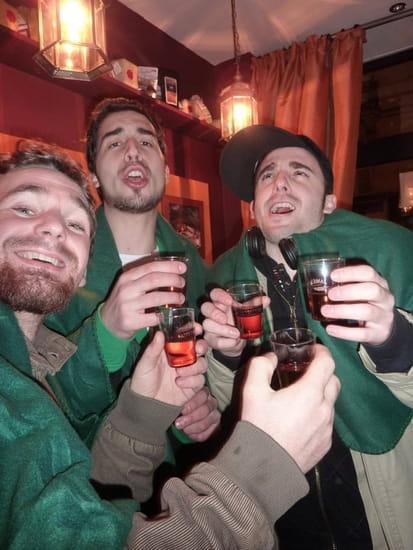 Bar les Pirates  - un tit whum awangé ? -   © Nelly