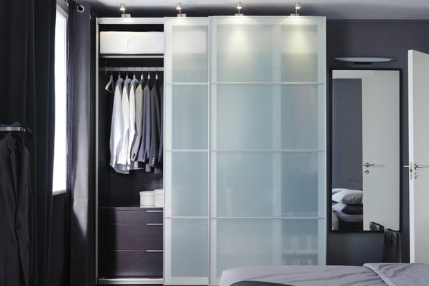 les portes sekken d 39 ikea. Black Bedroom Furniture Sets. Home Design Ideas