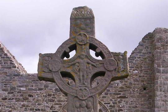 La croix gaélique
