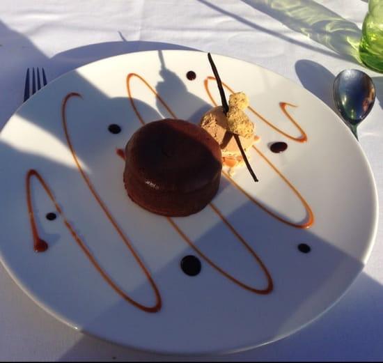 Dessert : Le Palm Beach