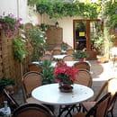 La Pizza Gogo  - La terrasse intérieure -