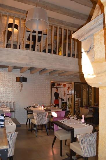 Restaurant la Couleuvrine  - Salle -   © La Couleuvrine