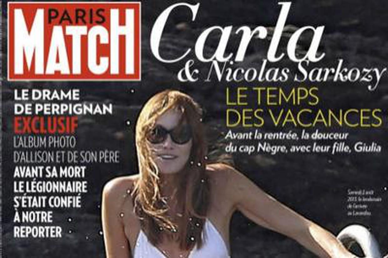 Nicolas Sarkozy Des Vacances Avec Carla Mediatisees