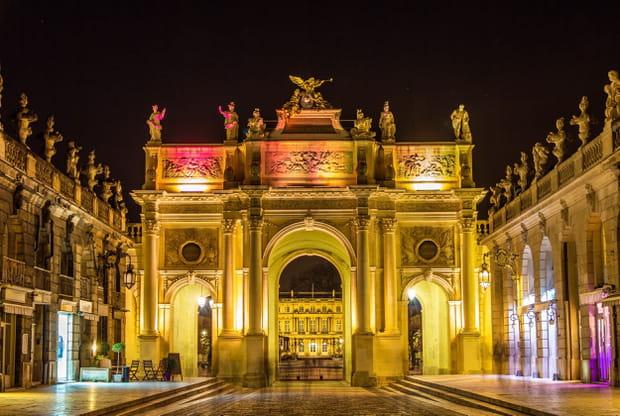Place Stanislas à Nancy