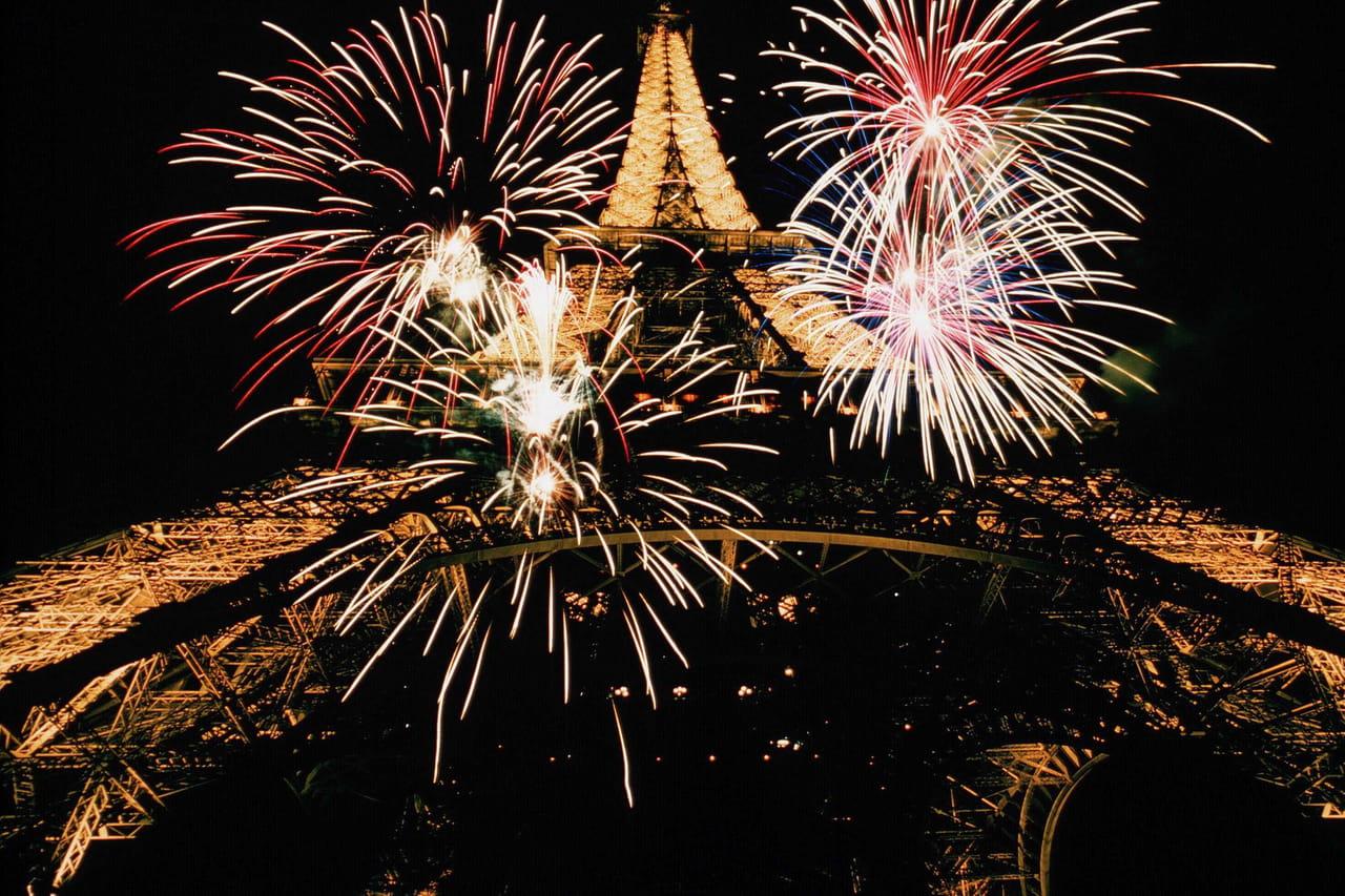 Feu d'artifice du 14juillet: horaires et spots à Paris, Lyon et autres villes