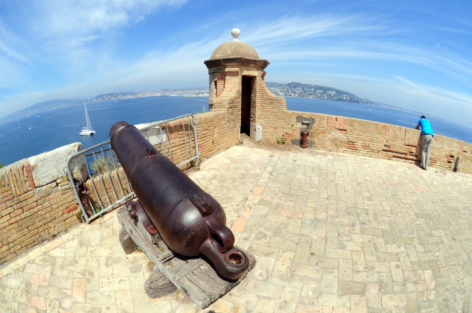 Fort Royal, Cannes